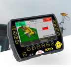Система 3D на Грейдер Dual GNSS Leica iCON iGG4