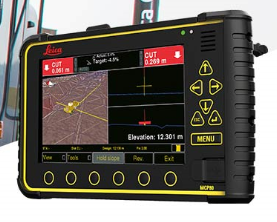 Система 3D на Грейдер Leica iCON iGG3 (GNSS/Тахеометр)