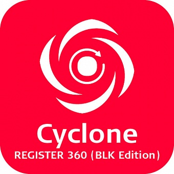 Cyclone Register 360 BLK Edition